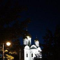 Соборный сквер :: Алексей Чумаков