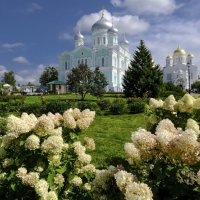 Серафимо Дивеевский женский монастырь :: Георгий А