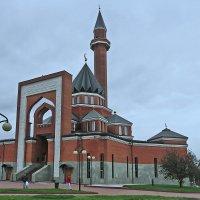 Мемориальная мечеть на Поклонной горе :: ИРЭН@ .
