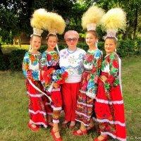 на фестивалі :: Степан Карачко