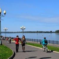 Славный город Рыбинск. :: tatiana