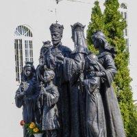 царская семья в Дивеевском монастыре :: Георгий А
