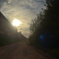 Заходящее солнце :: Aleksandr Ivanov67 Иванов