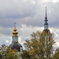 Введенская церковь. :: Анатолий. Chesnavik.