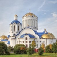 Храм во имя Собора Московских Святых :: anderson2706
