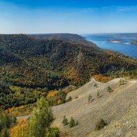 Жигулевские горы :: Алексей Головин