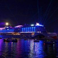 Blaue Nacht Hamburg :: Nina Yudicheva