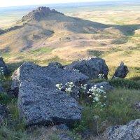 Живые горы,живые цветы,чистый воздух,голубая даль.Жизнь . :: Хлопонин Андрей Хлопонин Андрей
