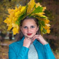 Золотая осень :: Александр Бирюков