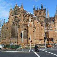 Собор Девы Марии в Сиднее :: olgadon Довженко
