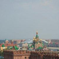 Красный город :: Алексей Петропавловский