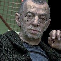 Лев Рубинштейн, поэт-концептуалист. :: Игорь Олегович Кравченко