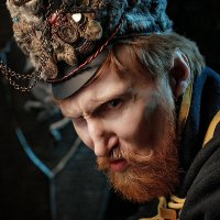 Исторический мужской портрет :: Ирина Кулага