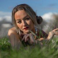 В траве :: Андрей Бондаренко