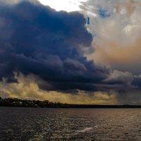 осень наступила ,пришли дожди. :: petyxov петухов