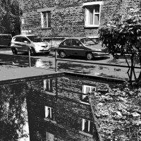 упало небо :: Павел Самарович