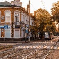 Утренний Краснодар. :: Ирина Комолова