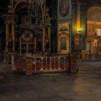 Тихий Вечер в Храме :: юрий поляков