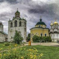 Ярославль. Спасо-Преображенский монастырь. :: Виктор Орехов