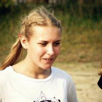 Ой деваньки, я кажется влюбилась.... :: Андрей Головкин