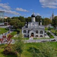 Церковь Зачатия Анны 16 века.... :: АЛЕКСАНДР СУВОРОВ