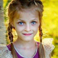Варвара краса длинная коса) :: Екатерина Иванова