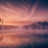 Озерная.Осенняя ... :: Roman Lunin