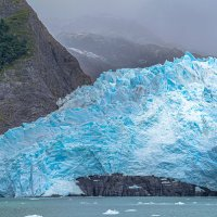 У ледника Спегаццини... :: Владимир Жданов
