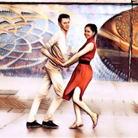 Танец :: Ольга Митрофанова
