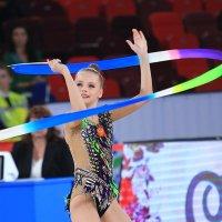 Художественная гимнастика :: Владимир Хлопцев