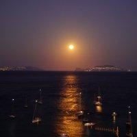Восход луны :: Иван Литвинов