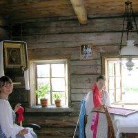 Девушки за работой :: Vyacheslav Gordeev