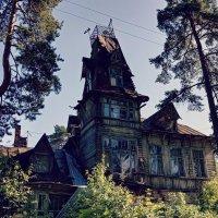 Старая дача :: Оля Ягупова