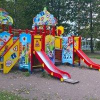 Детская площадка :: Митя Дмитрий Митя