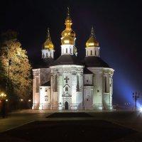 Екатерининская церковь :: Alex .