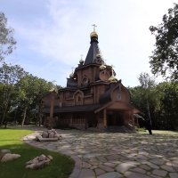 Церковь в честь святителя Иоанна Шанхайского и Сан-Францисского, г. Минск :: Tamara *