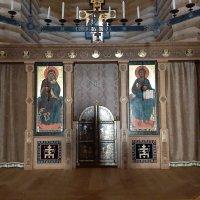Иконостас  в церкви святителя Иоанна Шанхайского и Сан-Францисского, г. Минск :: Tamara *