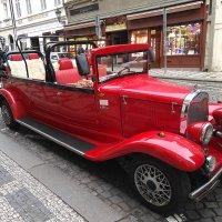 На улицах Праги :: Виктор Наливайко