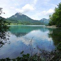 Озеро Фушль :: Лидия Бусурина