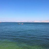 Галилейское море :: Александр Деревяшкин