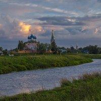 Река Теза :: Сергей Цветков