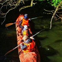 По Яузе реке  Снято вчера :: олег свирский