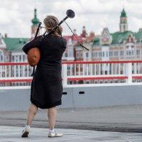 Девушка с волынкой :: Алексей Петропавловский