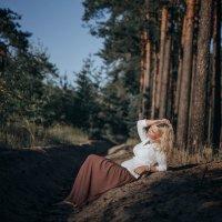 Прогулка в тишине :: Юлия Давыдова