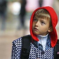 Новая красная шапка :: Igor Khmelev
