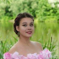 "Фото-пленер ""Танец цветов"" :: AlexAnder E"