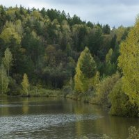 Осенняя непогода :: Зинаида Каширина