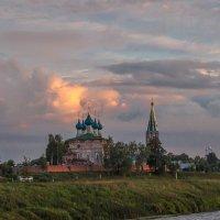Дунилово, Церковь Благовещения Пресвятой Богородицы :: Сергей Цветков