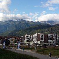 В Олимпийской деревне :: nika555nika Ирина