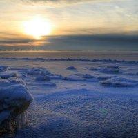 Холодное дыхание :: Cергей Кочнев